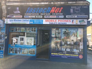 Electronics Repair Shop