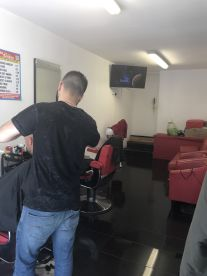 Billy The Barber