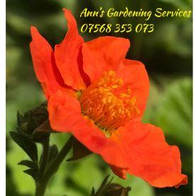 Ann's Gardening Services