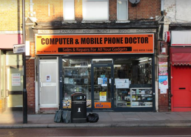 Computer & Mobile Phone Doctor