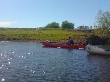 Canoe Across England