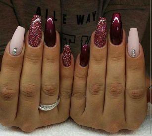 Ruby Nails