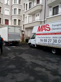 M.A.S. Transport & Déménagement