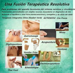 Silvia Verde Terapias Naturales Benidorm
