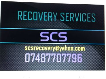 SCS Recovery Breakdown Services West Yorkshire