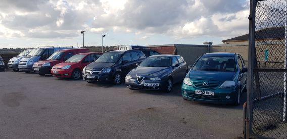 Foveran Motors