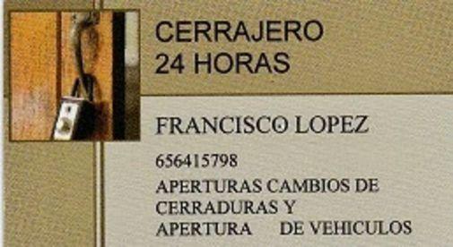 Cerrajero Flo 24 horas - San Sebastián - Provincia de Guipuzcua