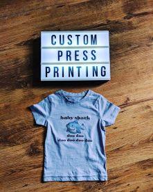 Custom Press Printing