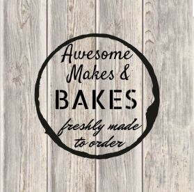Awesome Makes & Bakes