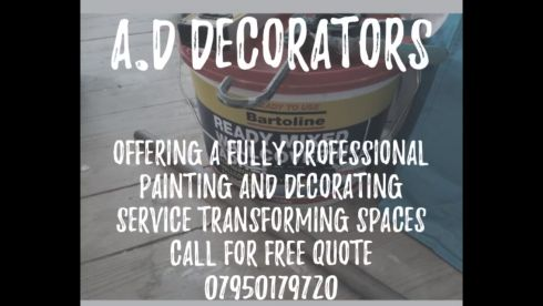 A.D Decorators