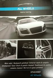 All Wheels Auto Detailing & Recovery