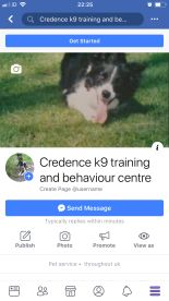 Credence K9 Training & Behaviour Centre