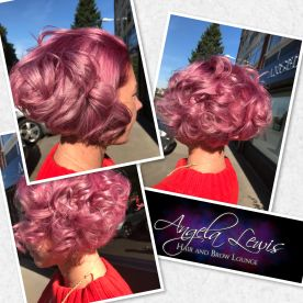 Angela Lewis Hair & Brow Lounge