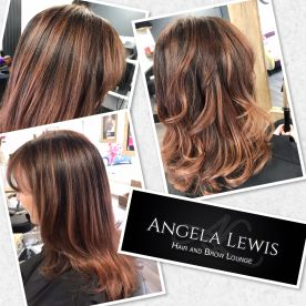 Angela Lewis Hair & Brow Lounge