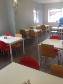 Butties And Baps The Cafe!