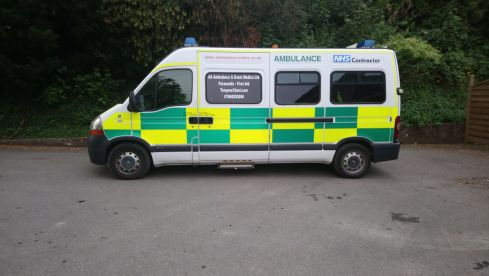 AA Ambulance And Event Medics LTD