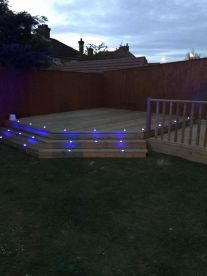 D S Decking & Fencing