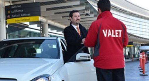 Airport Parking Drop & Go At The Terminal