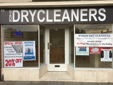 Byron Dry Cleaners