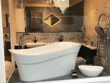 Bathrooms At Pebbles