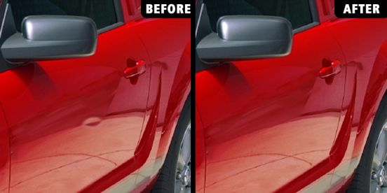 Affordable Dents Removal