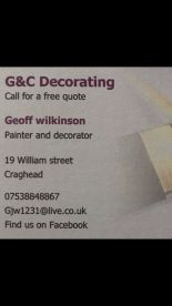 G&C Decorating