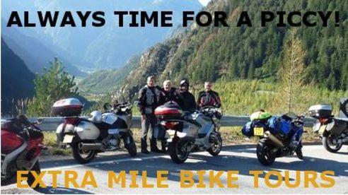 Extra Mile Motorbike Tours