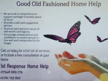 1St Response Home Help