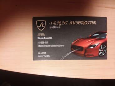 A-1-Eight Automotive
