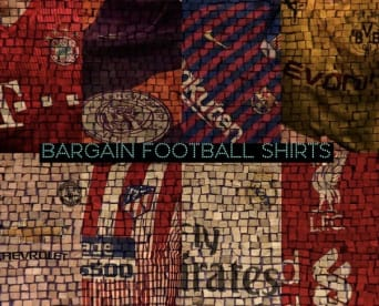 Bargain Football Shirts
