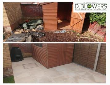 D.Blowers Garden Maintenance & Landscaping