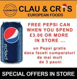 Clau&Cris European Foods