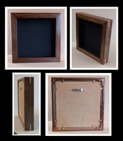 3D Box Frames