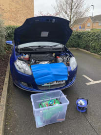 Carbon Pro Engine Cleaning