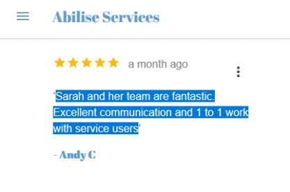 Abilise Services