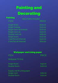 Brambles Decorating & Maintenance