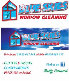 Blue Skies Window Cleaning