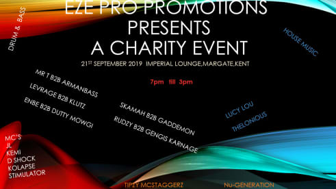 Music Event Promotion