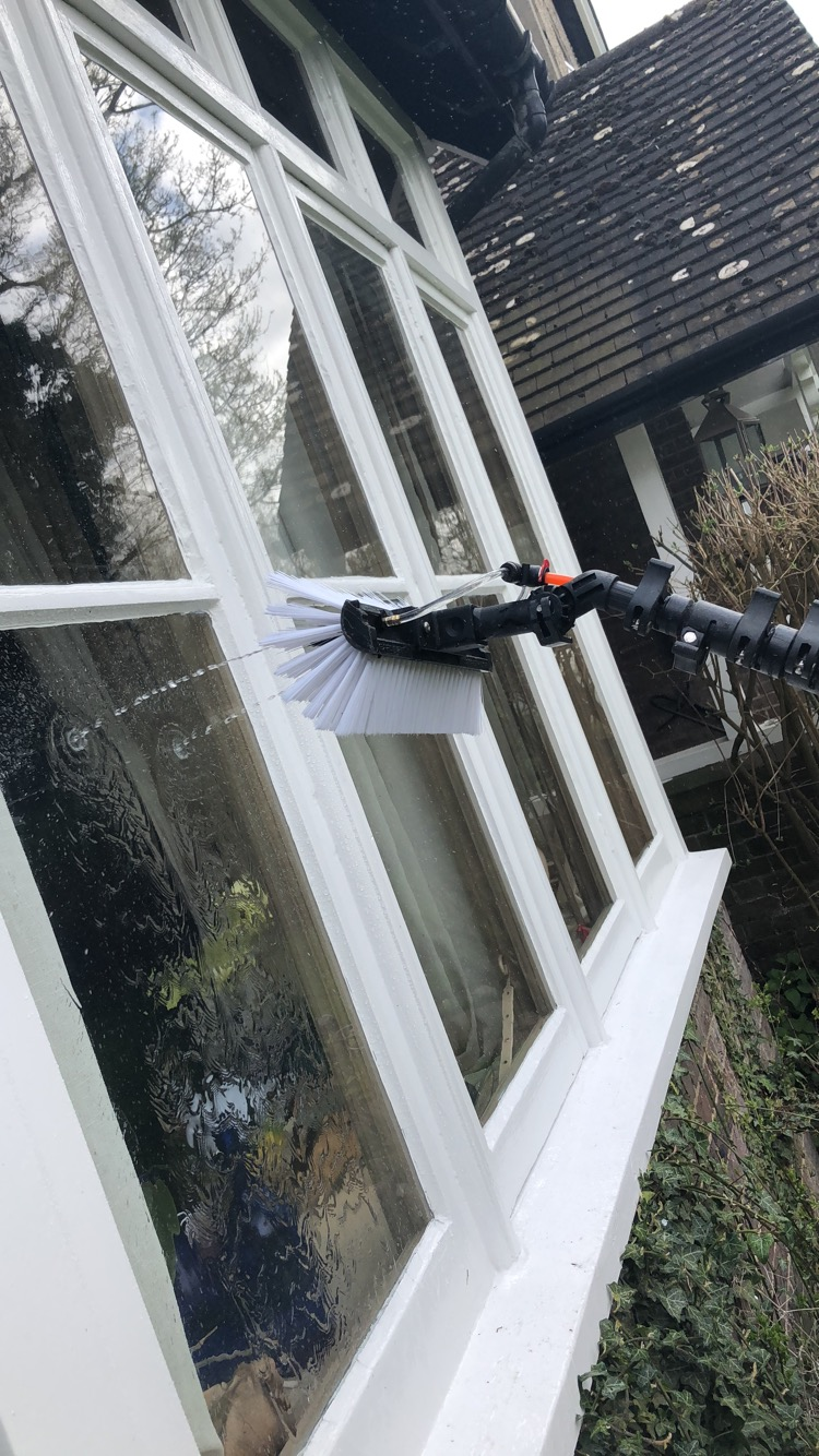 Class Glass Window Cleaning
