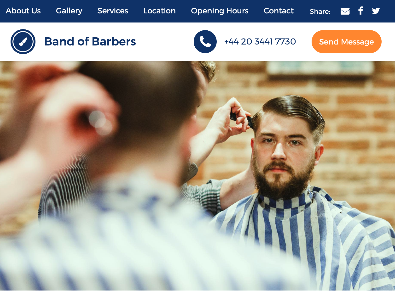 Band of Barbers