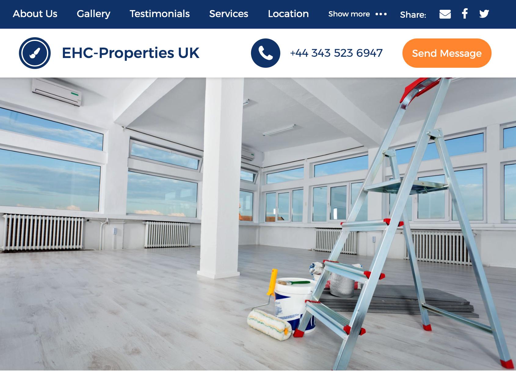 EHC-Properties UK