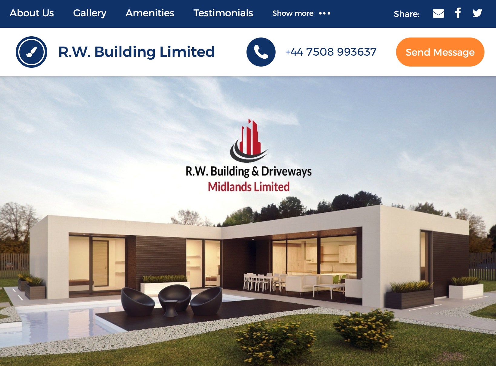 R.W. Building Limited