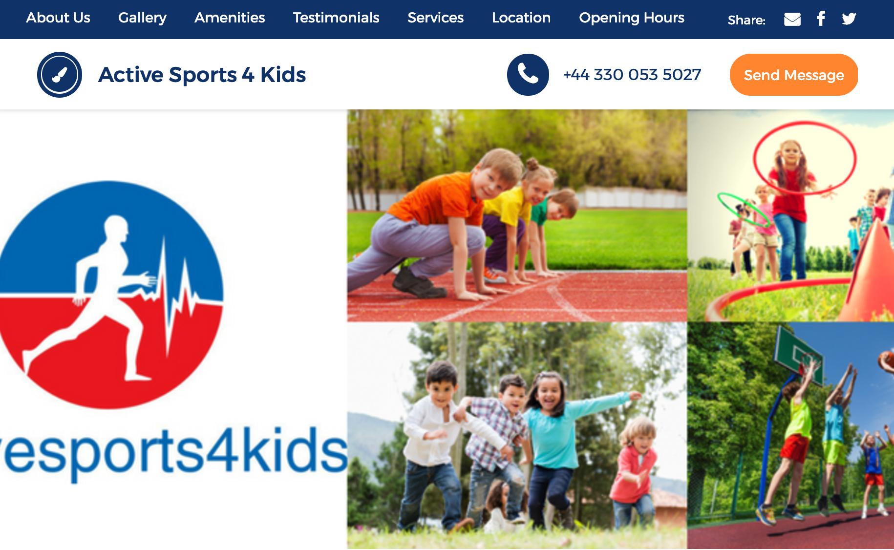Active Sports 4 Kids