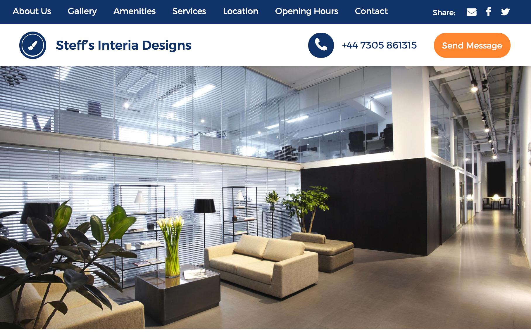 Steff's Interia Designs