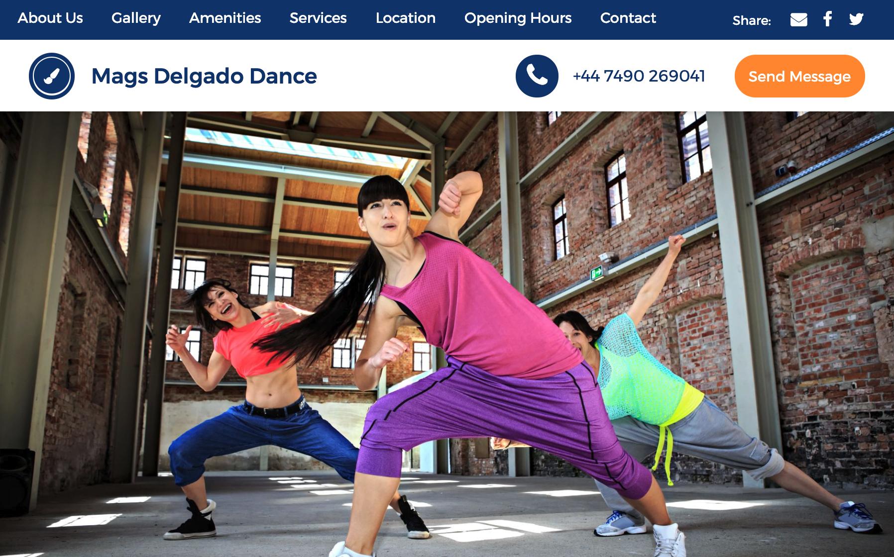 Mags Delgado Dance
