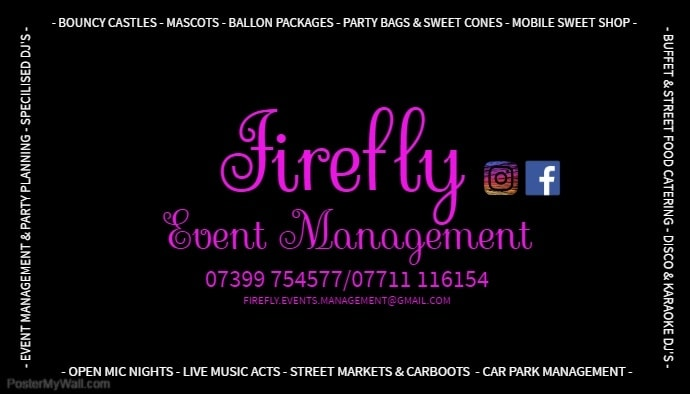 Firefly Event Management