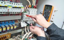 How much does an electrician's website cost?