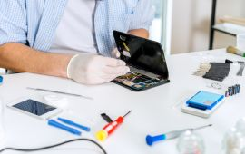 How to find new customers for your electronics repair shop online