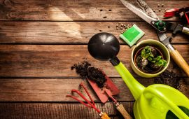 How much does it cost to build a website for a gardener?