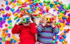 What is the best layout for a early learning & childcare website?